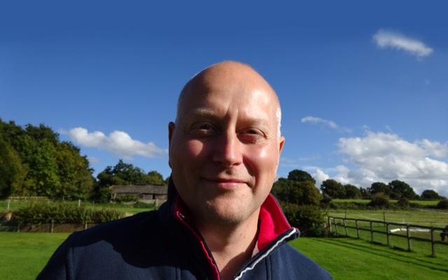 Gary Greenhill - Husband